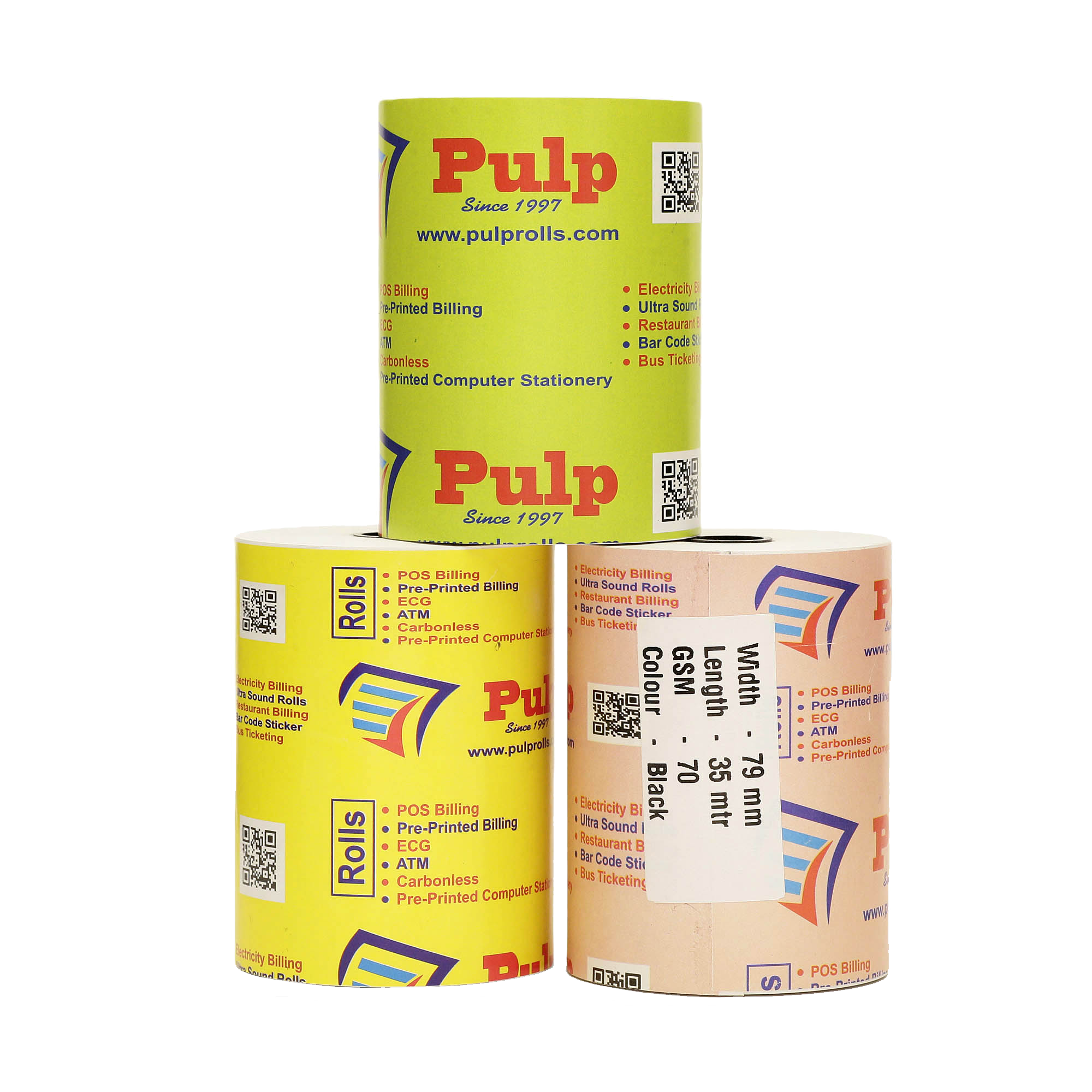thermal paper roll 79mm 80 mm
