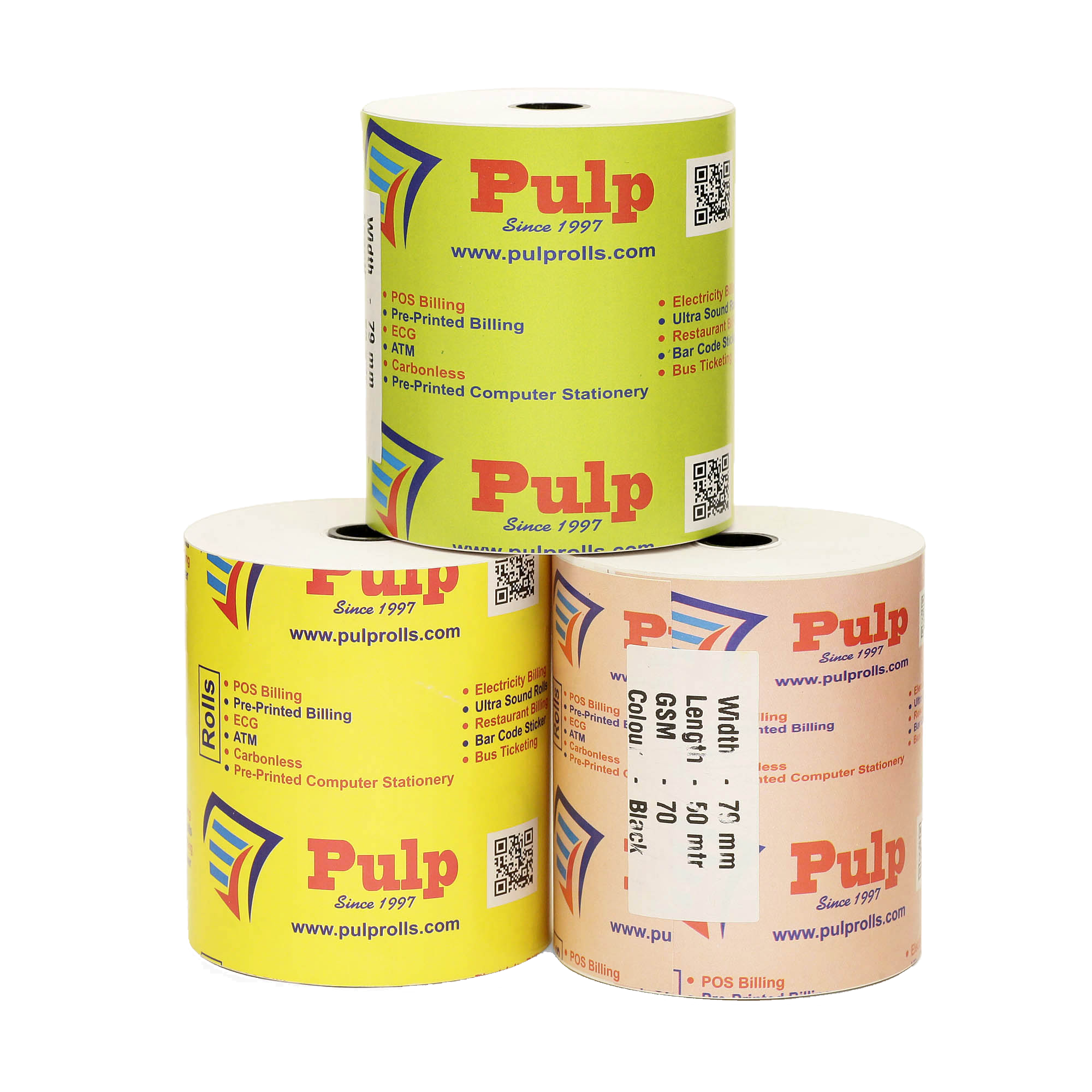 pos paper roll suppliers